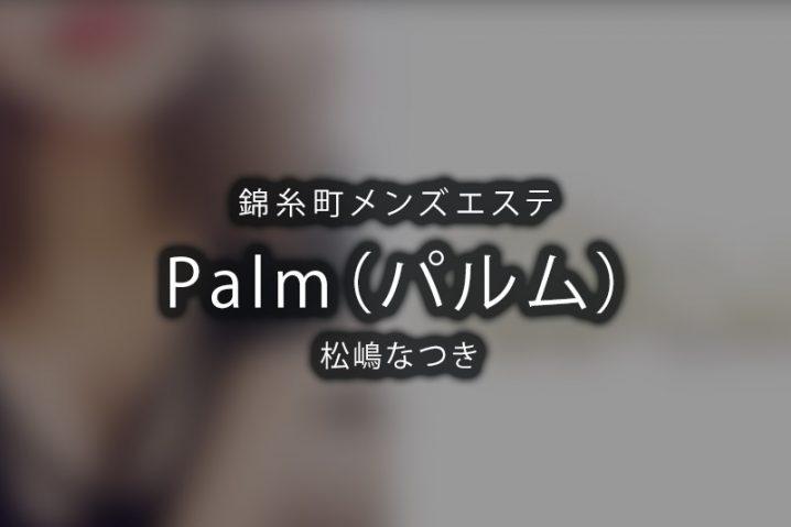 【体験】錦糸町「Palm(パルム)」松嶋なつき【退店済み】