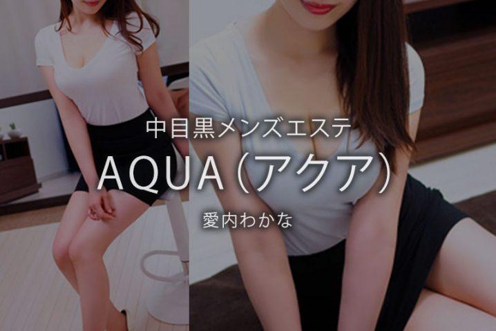 【体験】中目黒「AQUA(アクア)」愛内わかな〜4TBは異常〜