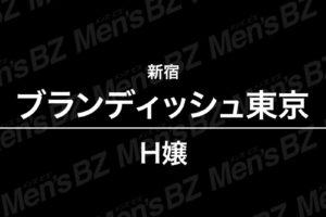 【体験】新宿「ブランディッシュ東京」H嬢〜高級なマンション?〜