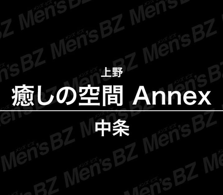 【体験】上野「癒しの空間 Annex」かれん~散りばめられた数多のワクワク~
