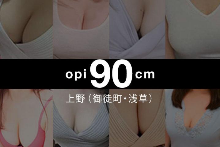 【2020年1月更新】上野(御徒町・浅草)おっぱい90cm以上の巨乳・爆乳セラピスト【44名】