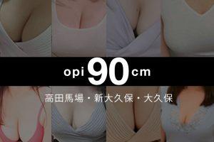 【2020年8月】高田馬場・新大久保・大久保おっぱい90cm以上の巨乳・爆乳セラピスト【145人】