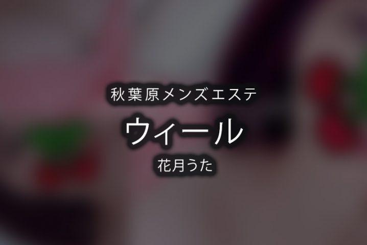 【体験】秋葉原「ウィール」花月うた【退店済み】