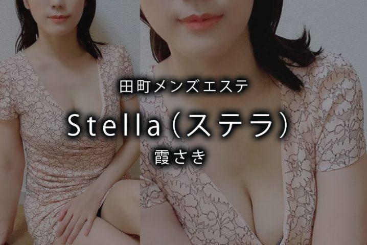 【体験】田町「Stella(ステラ)」霞さき【退店済み】